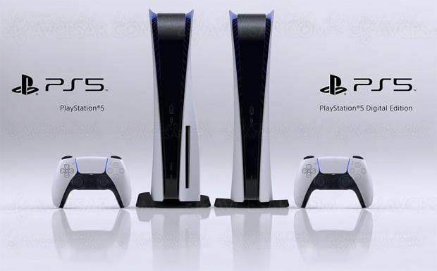PlayStation 5 noire et éditions spéciales sans précédent à venir ?