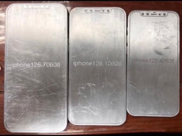 Fuite iPhone 12, design « angulaire » confirmé ?