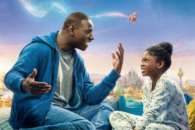 Le prince oublié: une fantaisie avec Omar Sy en Blu-Ray et DVD