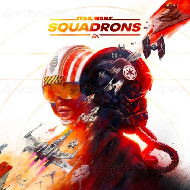 Star Wars Squadrons, nouveau jeu Star Wars le 2 octobre