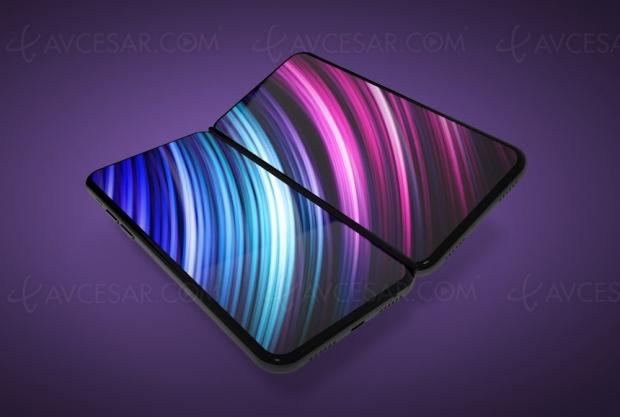 L'écran de l'iPhone pliable pourrait ne pas être pliable ?