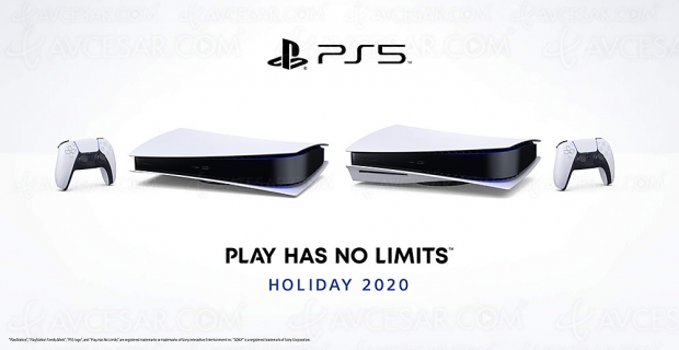 PlayStation 5 et PlayStation 5 Digital Edition couchées, laquelle est la plus design ?
