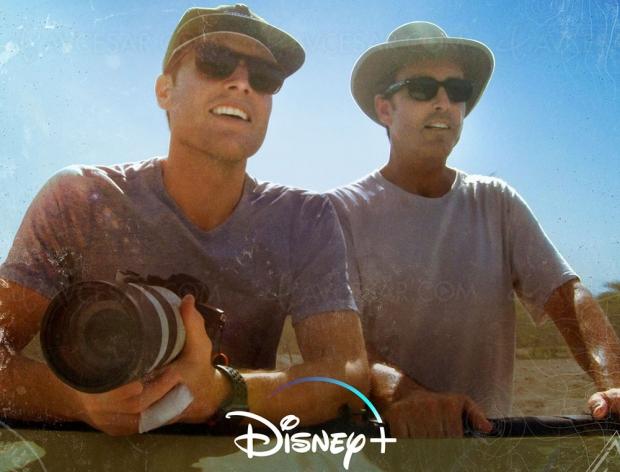 Père et fils au bout du monde, nouvelle série documentaire Disney+ Original
