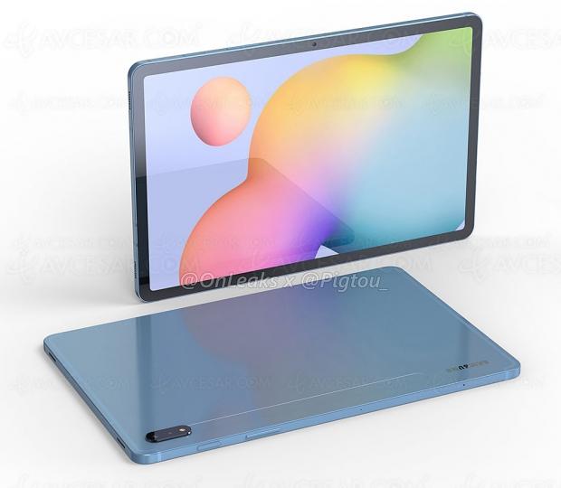 Tablette Samsung Galaxy Tab S7, encore plus grande ?