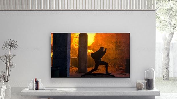 TV Oled Ultra HD 4K Panasonic HZ980, mise à jour prix indicatifs
