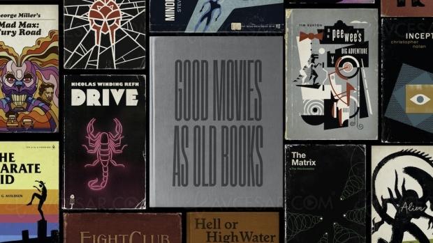 Et si les films étaient des (vieux) livres ?