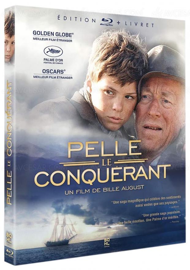 Max von Sydow inoubliable dans Pelle le Conquérant, en version restaurée