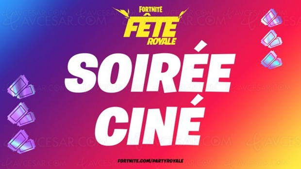 Fortnite diffuse aujourd'hui Batman Begins en France