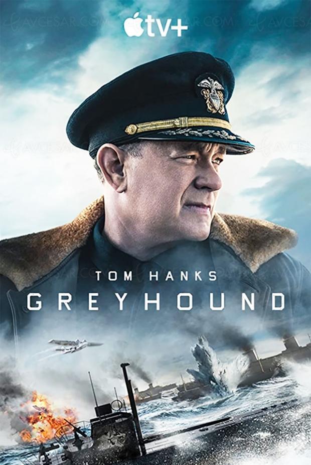 USS Greyhound, le film écrit par Tom Hanks arrive finalement sur AppleTV+ le 10 juillet