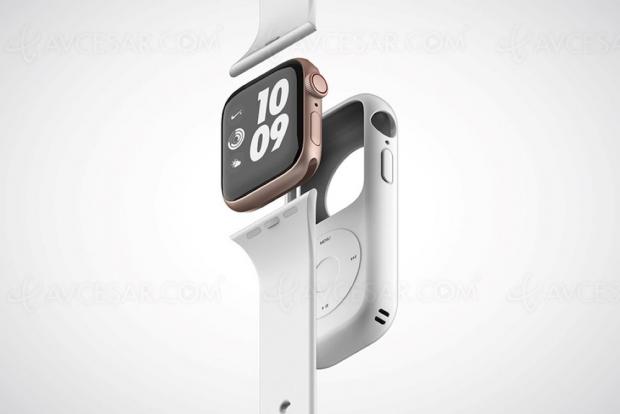 Et si l'Apple Watch devenait iPod Nano ?