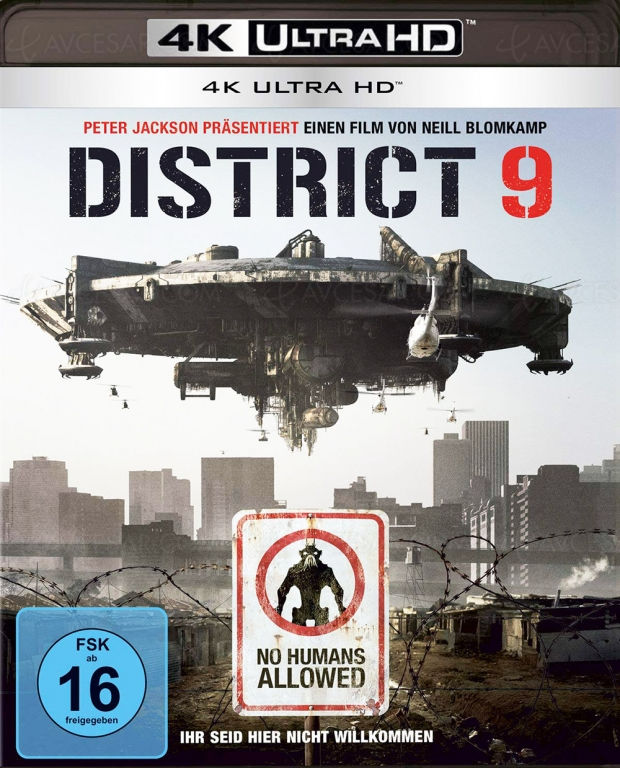 District 9, la pépite SF de Neill Blomkamp en 4K Ultra HD cette semaine