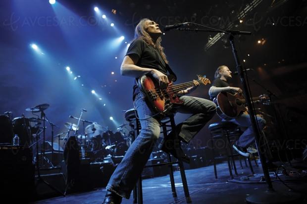 14 caméras 4K pour le nouveau live du groupe Eagles