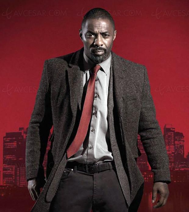 Idris Elba très proche de tourner le film Luther adapté de la série de la BBC