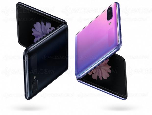 Samsung Galaxy Z Flip 5G, vidéo fuitée