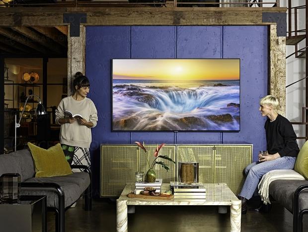 Soldes été 2020 Boulanger, TV UHD 4K Samsung QE75Q85R (75'') à -1 000 € de remise