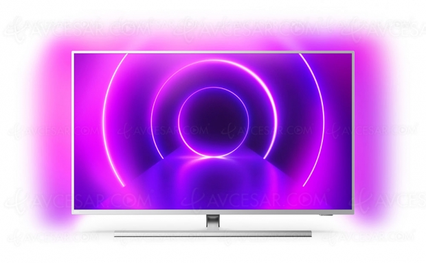 TV LED Ultra HD 4K Philips PUS8545 The One Performance, mise à jour prix indicatifs