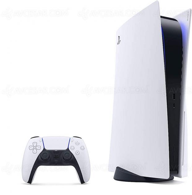 PlayStation 5, une console de poids !
