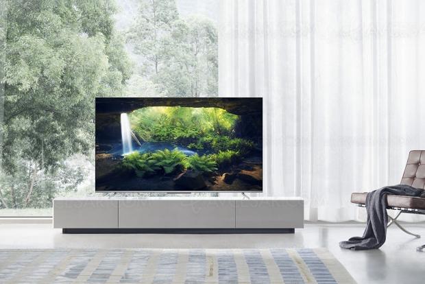 TV LED Ultra HD 4K TCL P71, cinq modèles HDR et Android 9.0