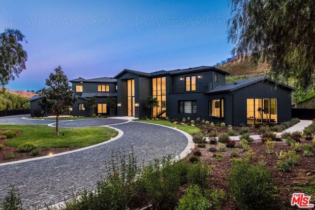 Maison à vendre : sans doute le Home Cinéma le plus zen de Californie