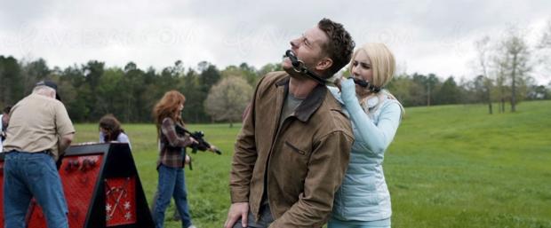 The Hunt en VOD avec Betty Gilpin et Hilary Swank : la chasse est ouverte