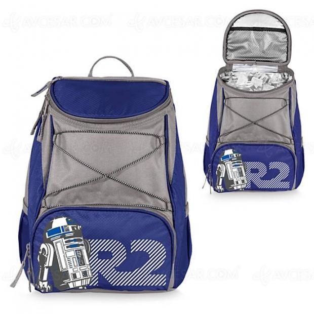 On se calme et on boit frais avec la glacière R2‑D2