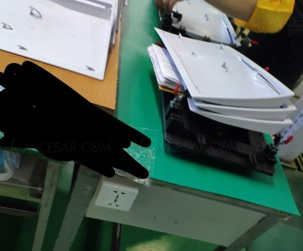 PlayStation 5 à façade(s) amovible(s) ?