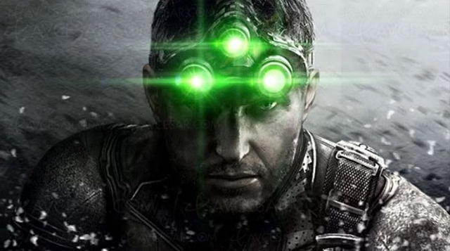 Le jeu Splinter Cell adapté par Netflix