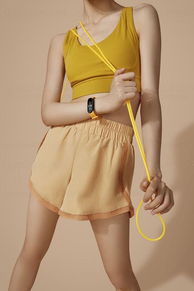 Xiaomi Mi Smart Band 5, nouveau bracelet connecté