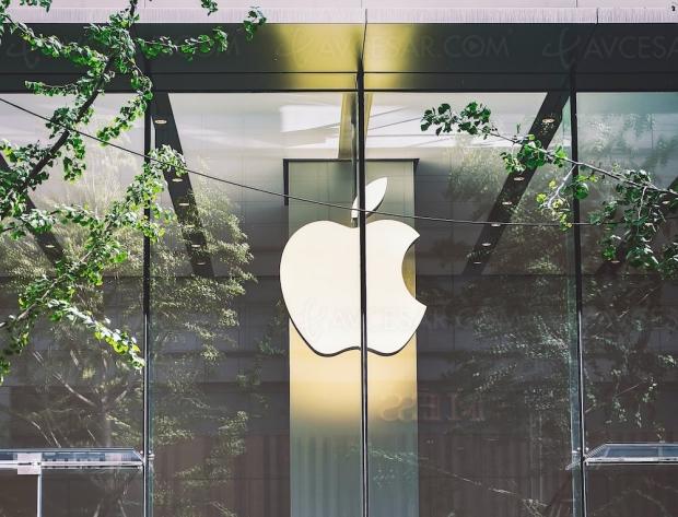 1,84 mille milliards : Apple devient numéro 1 au monde