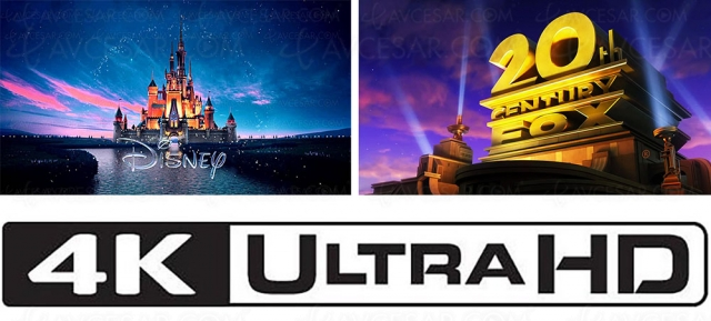 Disney/Fox 4K Ultra HD Blu-Ray, un ultime espoir ?