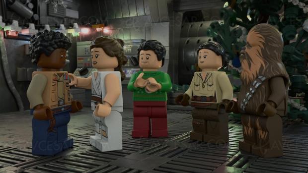 40 ans plus tard, le tristement célèbre Star Wars Holiday Special revient