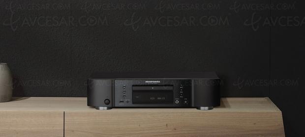 Marantz CD6007, nouvelle platine CD audiophile
