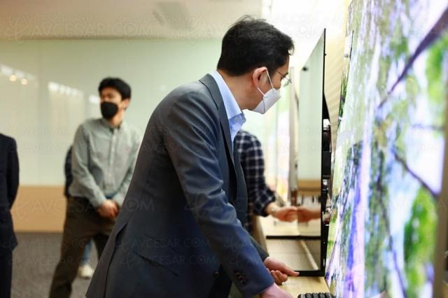 Panneaux TV QD Oled Samsung Display à l'étude chez Panasonic et Sony