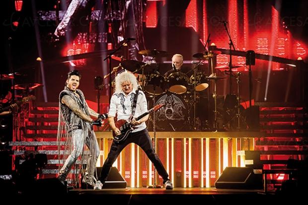 Rétrospective live en Blu-Ray et vinyle pour Queen et Adam Lambert