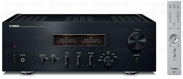 Test amplificateur stéréo Yamaha A‑S1200, en ligne