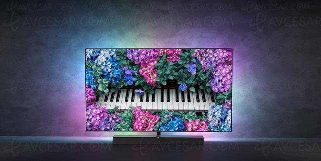 IFA 20 > TV Oled Philips OLED935, mise à jour prix indicatifs