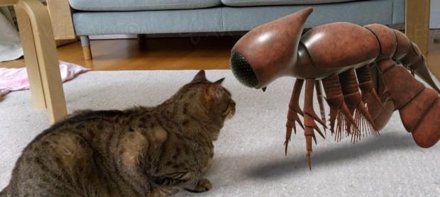 Rencontres du troisième type dans votre salon grâce à la réalité augmentée
