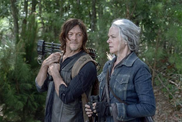 Suite et fin de The Walking Dead, série increvable
