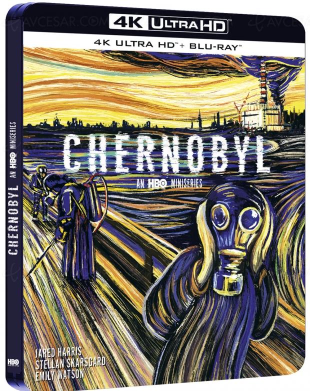 Chernobyl 4K Ultra HD, confirmé le 25 novembre en France