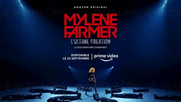 Breaking news : Mylène Farmer, l'ultime création sur Amazon Prime Video le 25 septembre