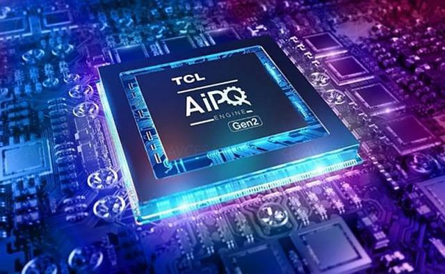TCL optimise l'image avec son nouveau processeur intelligent AiPQ Gen 2