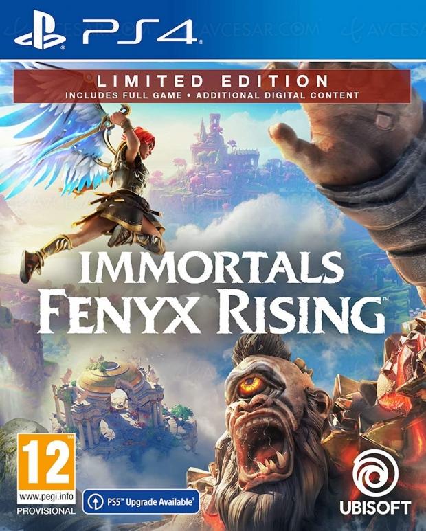 Label pour repérer les jeux PS4 améliorés sur PS5