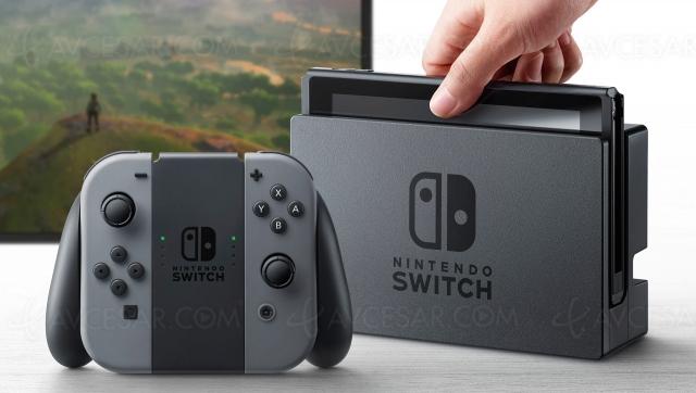 Nintendo Switch 4K : comment ça pourrait fonctionner ?