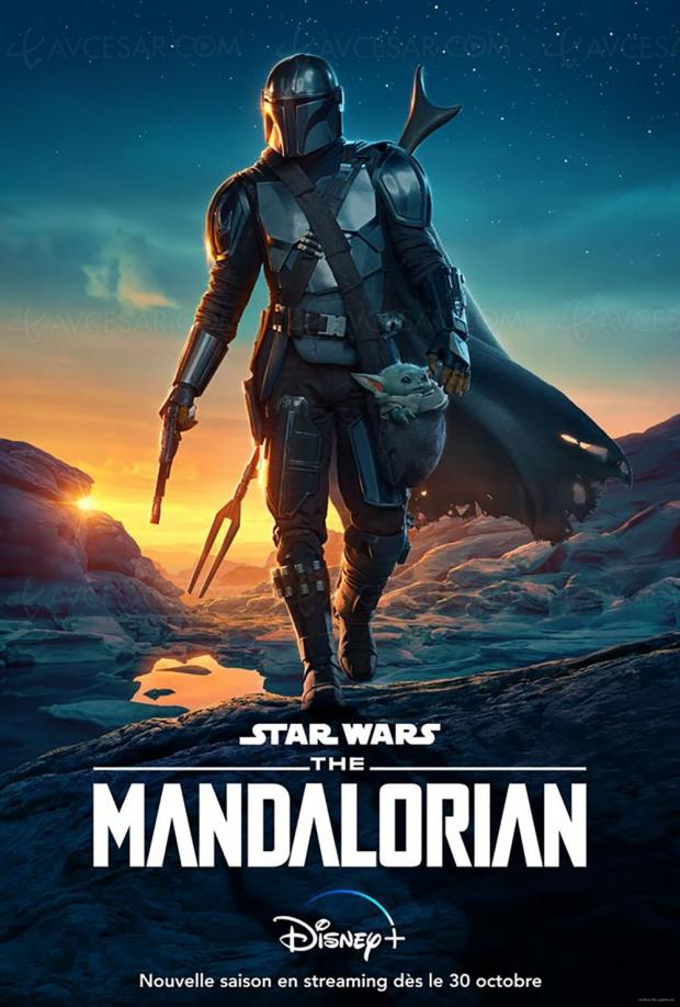 The Mandalorian saison 2, Baby Yoda revient dans la bande‑annonce officielle