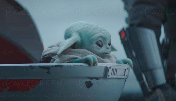 The Mandalorian saison 2, Baby Yoda revient dans la bande-annonce officielle