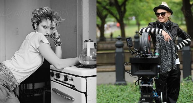 Madonna prépare un biopic sur sa vie avec la scénariste de Juno