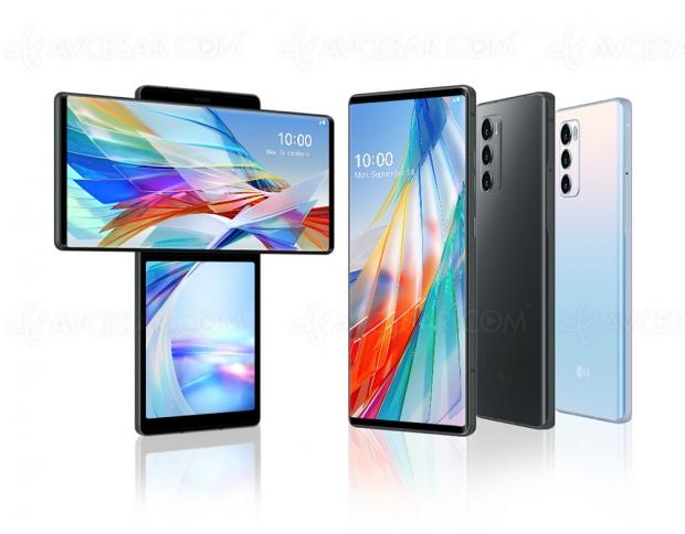 LG Wing, approche inédite du smartphone : fonction Gimball et double écran rotatif