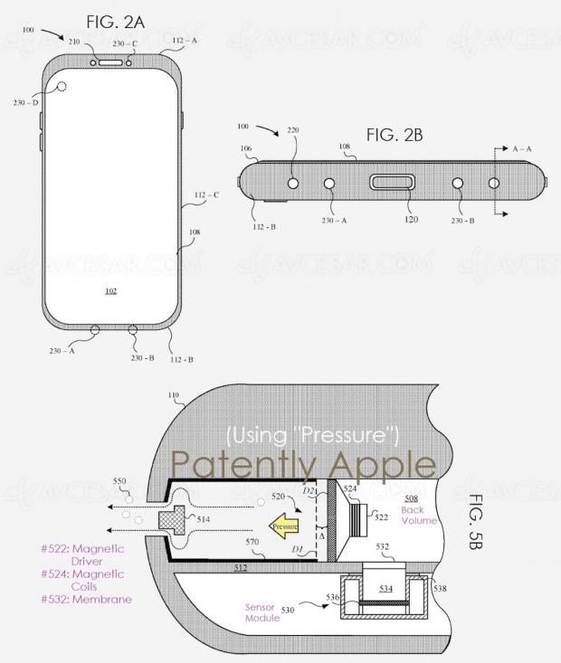 Vers un iPhone complètement résistant à l'eau ?
