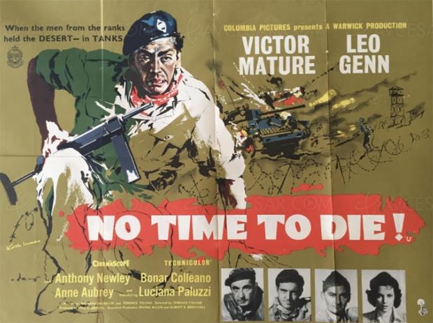 No Time to Die : que veut dire la nouvelle affiche du prochain James Bond ?