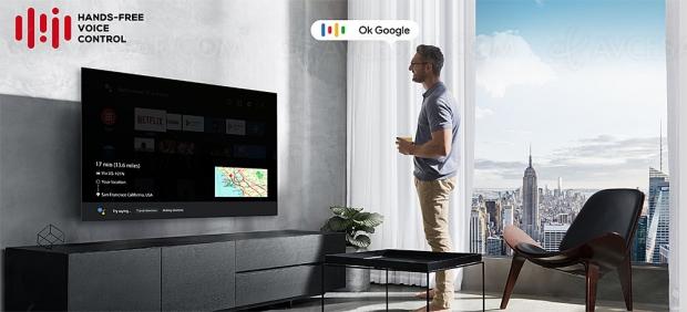 IFA 20 > TV LED Ultra HD 4K TCL P815, trois modèles HDR et Smart TV Android 9.0